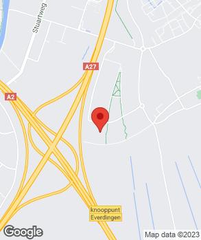 Locatie Auto Groenekan op kaart