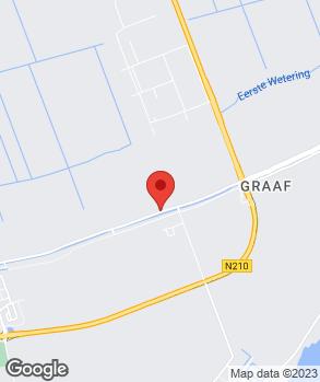 Locatie Vakgarage Groenheijden op kaart