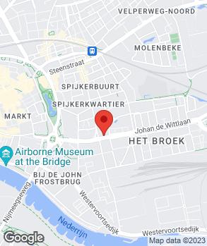 Locatie Autobedrijf B. Polman op kaart