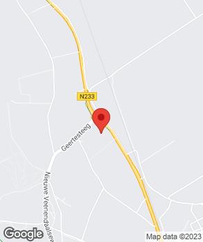 Locatie Autobedrijf Jacco de Gooijer op kaart