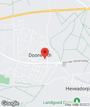 Locatie Autoadvies Huijsmans op kaart