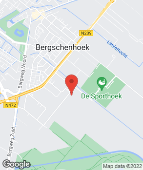 Locatie Leen Buchner Auto's B.V. op kaart