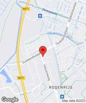 Locatie A&M Autoservice op kaart