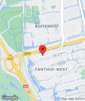Locatie Zuidervaart Auto's op kaart