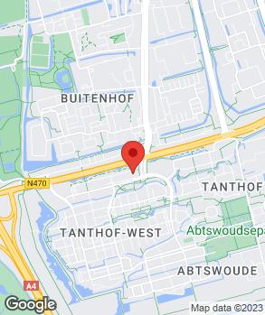 Locatie Automobielbedrijf van Leenen op kaart