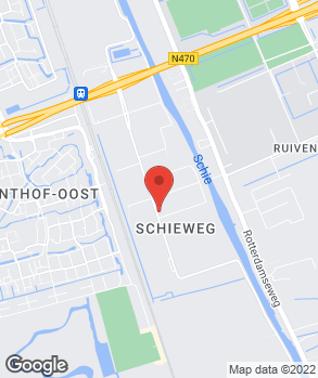 Locatie Niham Delft B.V. op kaart