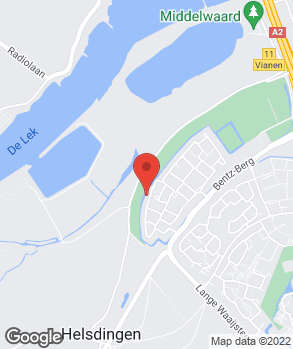 Locatie Johan van Veen op kaart
