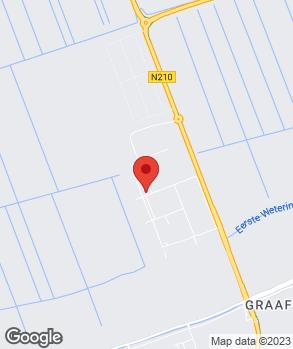 Locatie Autohandel Baars op kaart