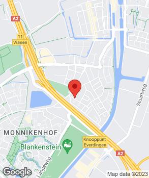 Locatie Autohandel van Zoelen op kaart