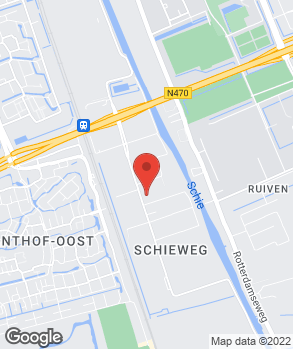 Locatie Van Leeuwen Delft B.V. op kaart