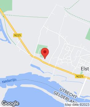 Locatie Autobedrijf Frank van der Veen op kaart