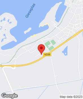 Locatie Autobedrijf Scheers B.V. op kaart