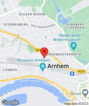 Locatie Autosnel Service Arnhem B.V. op kaart