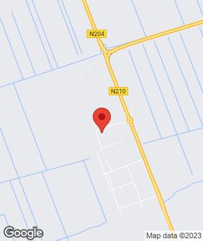 Locatie Garagebedrijf Schouten Polsbroek B.V. op kaart