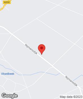 Locatie Autobedrijf Berendsen op kaart