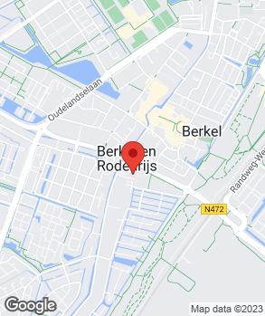 Locatie Automobielbedrijf Cas Lamens B.V. op kaart