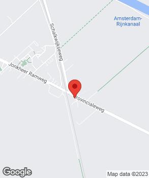 Locatie Autobedrijf Gruters B.V. op kaart