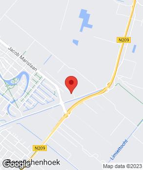 Locatie DACO Autobedrijf op kaart