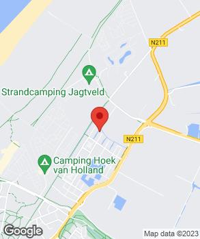 Locatie C. Van der Meer Trading op kaart