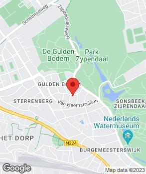 Locatie M.C. Pluim & Zn. B.V. op kaart
