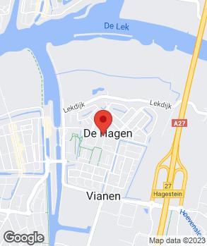Locatie Autobedrijf