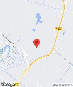Locatie Konijnendijk Klassieke Automobielen op kaart