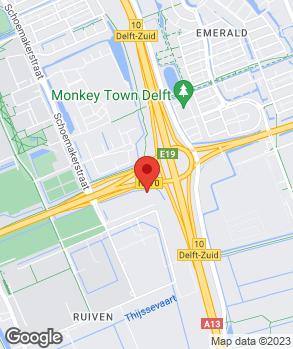 Locatie Aa Autoservice B.V. op kaart