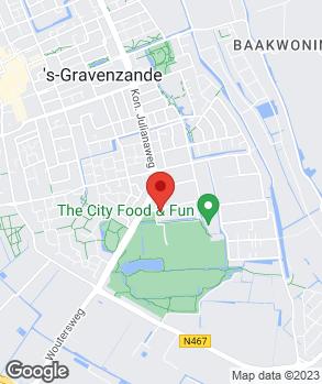 Locatie Auto Van der Meer B.V.   Van der Meer Automobielbedrijf op kaart