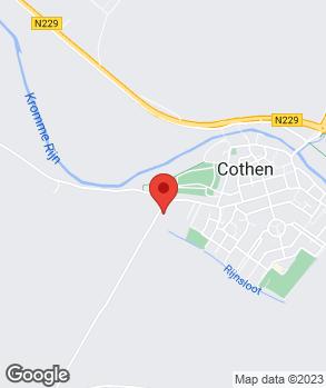 Locatie Torbijn Auto's op kaart