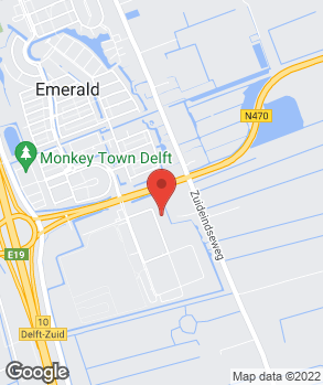 Locatie C.O.M. Markeur op kaart