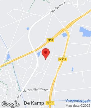 Locatie Auto & R-Co Service Lichtenvoorde op kaart
