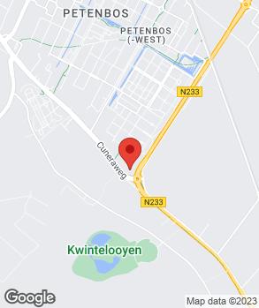 Locatie Van Deelen Auto's B.V. op kaart