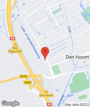 Locatie Autobedrijf Van der Windt B.V. op kaart