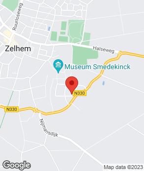 Locatie Autobedrijf Klaassen op kaart