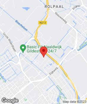 Locatie Autohaag Zeeuw Westland op kaart