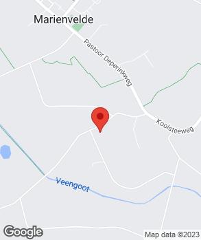 Locatie Autobedrijf Beerten V.O.F. op kaart