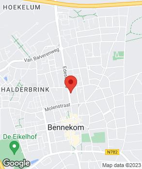 Locatie Citroen ds. Garage Jansen B.V. op kaart