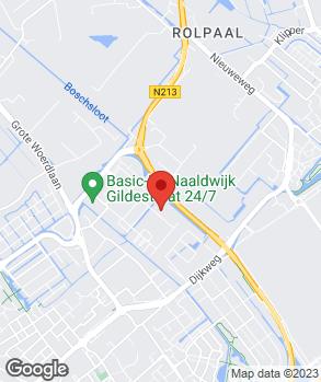 Locatie Mercedes-Benz Naaldwijk   smart Center Naaldwijk op kaart