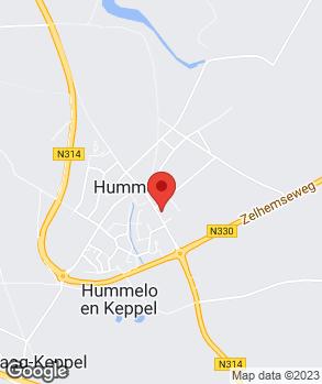 Locatie Autobedrijf Bergsma op kaart