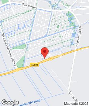 Locatie Autobedrijf Wolters op kaart