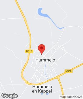 Locatie Auto- en Taxibedrijf Overbeek op kaart