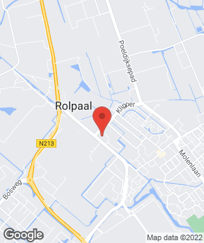 Locatie Auto Honsel B.V. op kaart