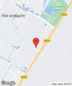Locatie Drost Autobedrijf op kaart