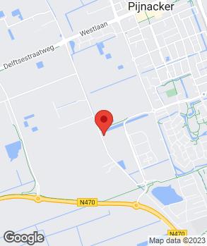 Locatie ROOTS Autoservice B.V. op kaart