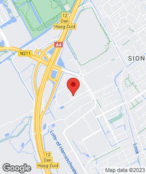 Locatie Autobedrijf Harnaschpoort B.V. op kaart