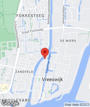 Locatie Autosenzo op kaart