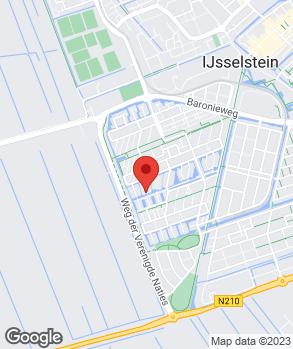 Locatie Auto Blitz op kaart