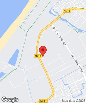 Locatie M.V. Autoservice op kaart