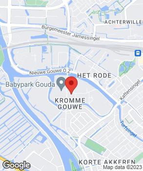 Locatie Van Vegten Autobedrijf B.V. op kaart