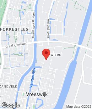 Locatie Euromaster Nieuwegein op kaart
